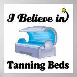 creo en camas que broncean impresiones