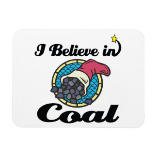 creo en carbón imán
