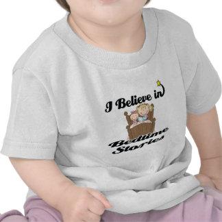 creo en chica de los cuentos camisetas