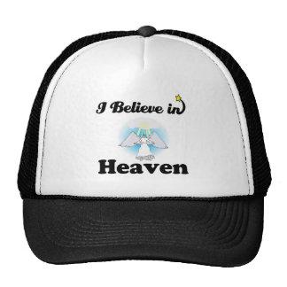 creo en cielo gorra