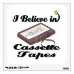 creo en cintas de casete