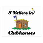 creo en clubs postal