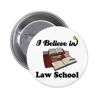 creo en colegio de abogados pin redondo 5 cm