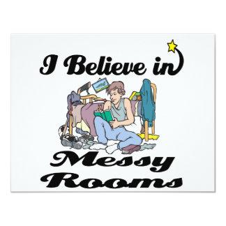 creo en cuartos sucios invitaciones personales