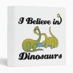 creo en dinosaurios