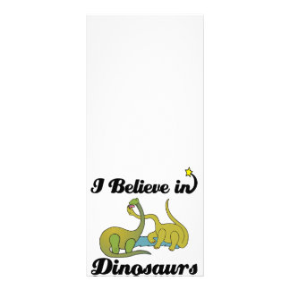 creo en dinosaurios lonas personalizadas