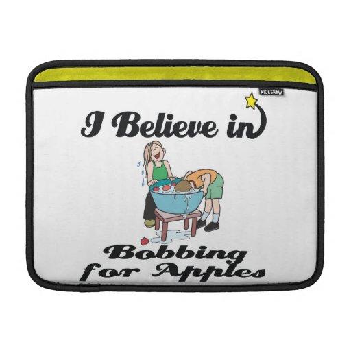 creo en el meneo para las manzanas fundas macbook air