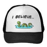 Creo en el monstruo de Loch Ness Gorras De Camionero