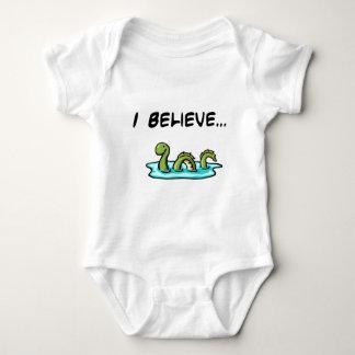 Creo en el monstruo de Loch Ness Polera