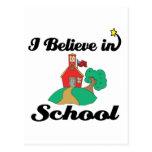 creo en escuela postal