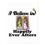 creo en feliz nunca afters postal