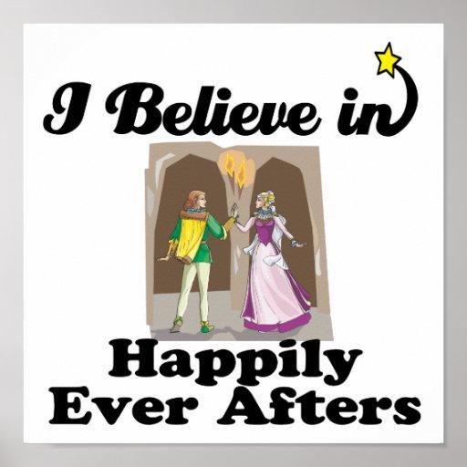 creo en feliz nunca afters posters