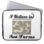 creo en granjas de la hormiga funda ordendadores