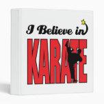 creo en karate