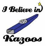 creo en kazoos esculturas fotográficas