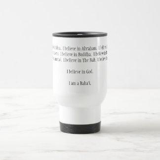 Creo en Krishna.  Creo en Abraham.  I… Taza De Café