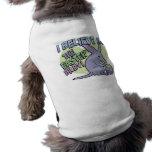 Creo en la Pascua Bilby Ropa Para Mascota