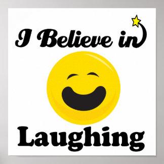 creo en la risa poster