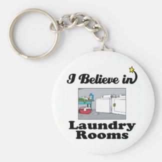 creo en lavaderos llavero redondo tipo pin