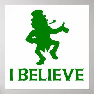 Creo en Leprechauns Poster