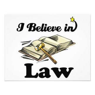 creo en ley comunicados personales