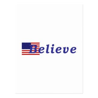 CREO en los E.E.U.U. Tarjetas Postales
