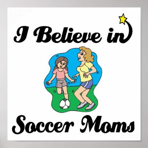 creo en mamáes del fútbol impresiones