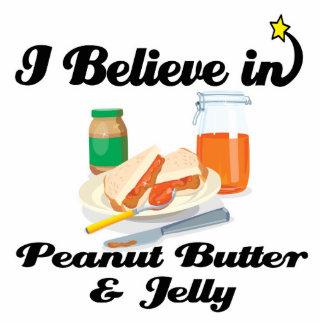 creo en mantequilla y jalea de cacahuete fotoescultura vertical