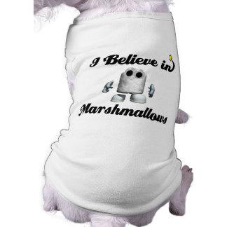creo en melcochas camisetas mascota