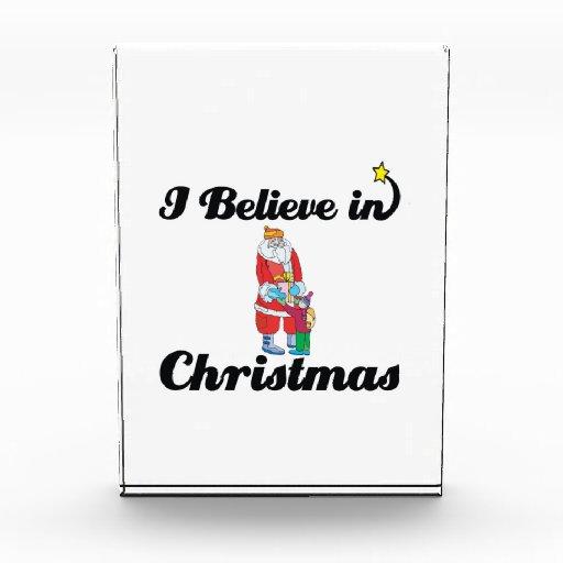creo en navidad