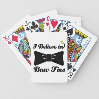creo en pajaritas baraja cartas de poker