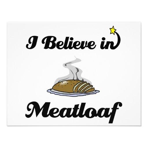 creo en pan con carne anuncio