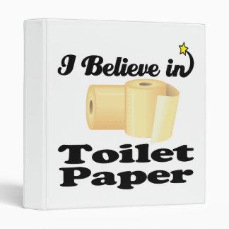 creo en papel higiénico