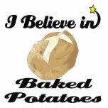 creo en patatas cocidas escultura fotográfica