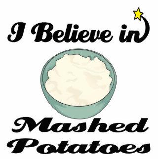 creo en purés de patata fotoescultura vertical