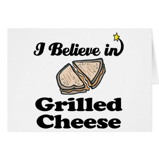 creo en queso asado a la parrilla felicitacion