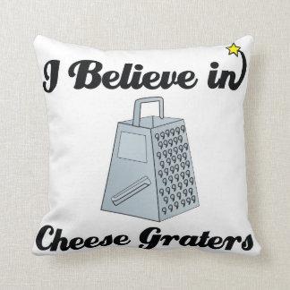 creo en ralladores del queso almohadas