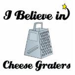 creo en ralladores del queso esculturas fotográficas