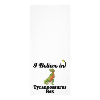 creo en rex del tyrannosaurus lonas personalizadas