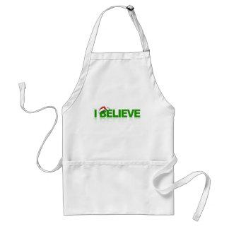 Creo en Santa Delantal