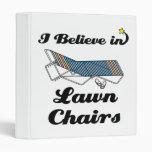 creo en sillas de jardín