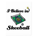 creo en skeeball postal