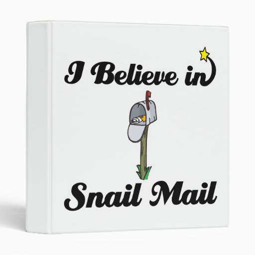 "creo en snail mail carpeta 1"""