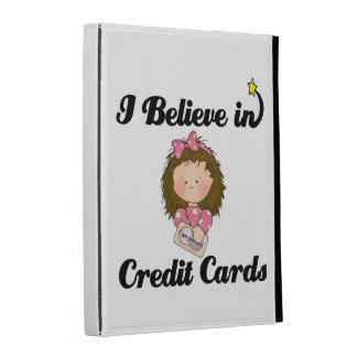 creo en tarjetas de crédito