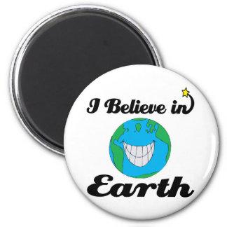 creo en tierra imán
