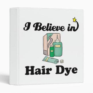 creo en tinte de pelo
