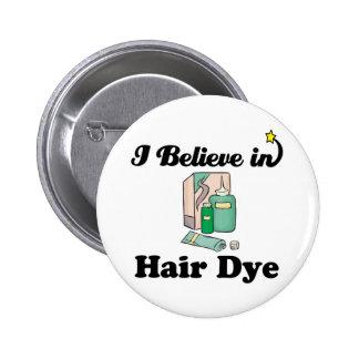 creo en tinte de pelo pins