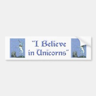 Creo en unicornios
