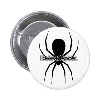Creo idioma alemán de la araña de I (inglesa) - Pin