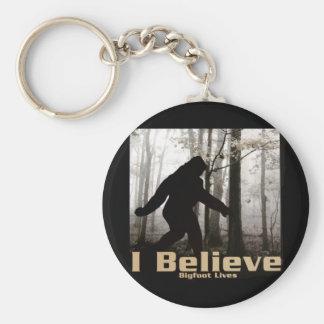 Creo las vidas de Bigfoot Llavero